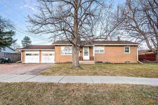 8 Nevada Dr, Rapid City, SD 57701 (MLS #152066) :: Black Hills SD Realty