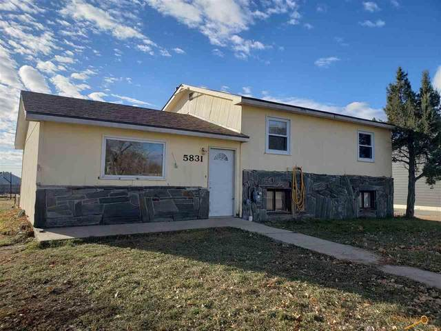 5831 Pluto Dr, Rapid City, SD 57703 (MLS #152074) :: Black Hills SD Realty