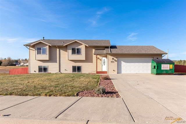 6665 Meadow Rose Ln, Black Hawk, SD 57718 (MLS #152078) :: Heidrich Real Estate Team