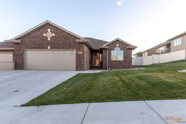 4616 Cambria Cir, Rapid City, SD 57701 (MLS #152079) :: Black Hills SD Realty