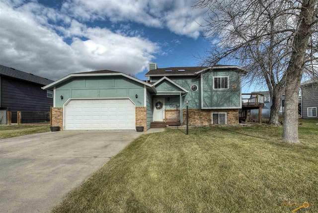 1338 Summerfield Dr, Rapid City, SD 57703 (MLS #152086) :: Black Hills SD Realty