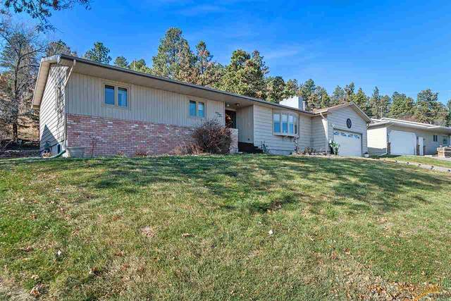 1523 Morningside Dr, Rapid City, SD 57701 (MLS #152088) :: Daneen Jacquot Kulmala & Steve Kulmala