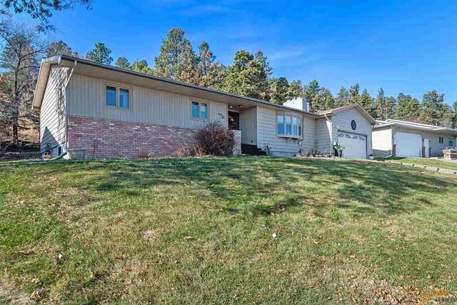 1523 Morningside Dr, Rapid City, SD 57701 (MLS #152088) :: Black Hills SD Realty
