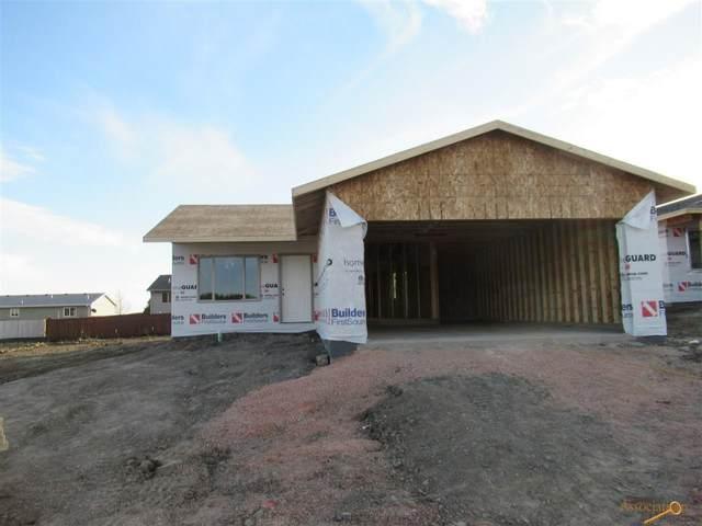 5239 Coal Bank Dr, Rapid City, SD 57701 (MLS #152089) :: Black Hills SD Realty