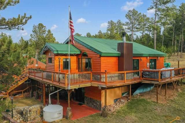 26736 Hwy 89, Custer, SD 57730 (MLS #152140) :: Dupont Real Estate Inc.