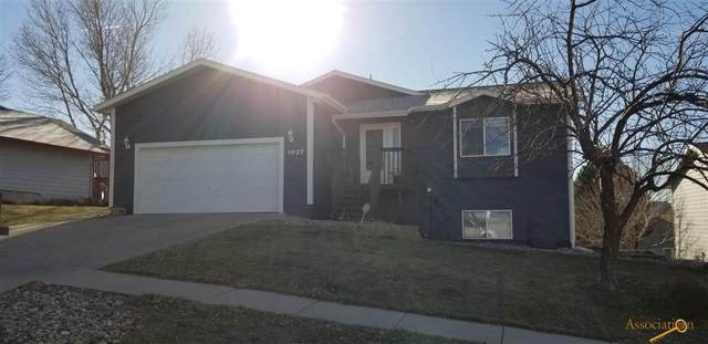 1027 Park Hill Dr, Rapid City, SD 57701 (MLS #152174) :: Dupont Real Estate Inc.