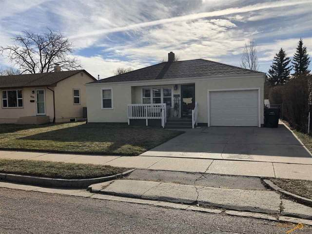 4033 W Omaha, Rapid City, SD 57702 (MLS #152184) :: Dupont Real Estate Inc.