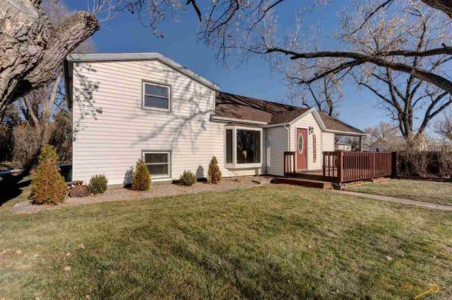 410 S Bailey Ave, New Underwood, SD 57761 (MLS #152187) :: Dupont Real Estate Inc.