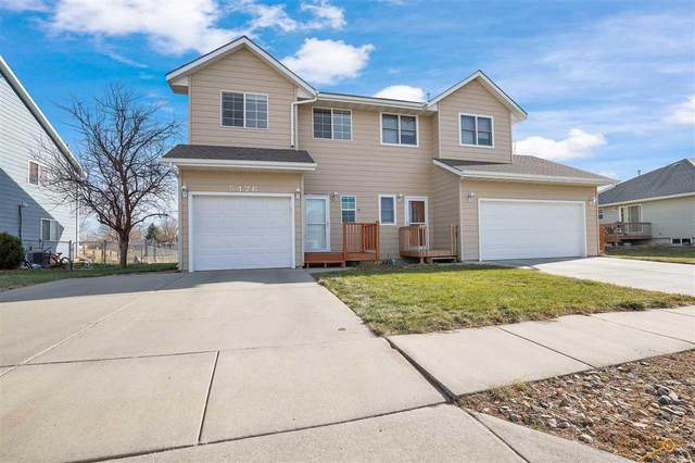 5476 Savannah St, Rapid City, SD 57703 (MLS #152191) :: Heidrich Real Estate Team