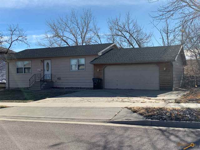 275 Bengal Dr, Rapid City, SD 57701 (MLS #152192) :: Heidrich Real Estate Team