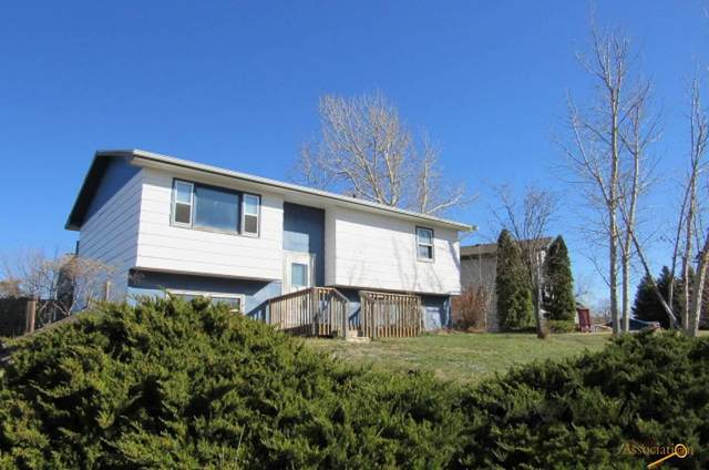 1821 10TH AVE, Belle Fourche, SD 57717 (MLS #152200) :: Christians Team Real Estate, Inc.