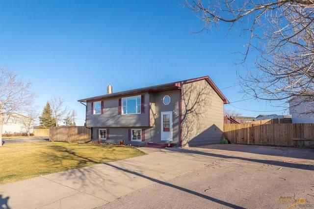 5928 Northdale Dr, Black Hawk, SD 57718 (MLS #152204) :: Heidrich Real Estate Team