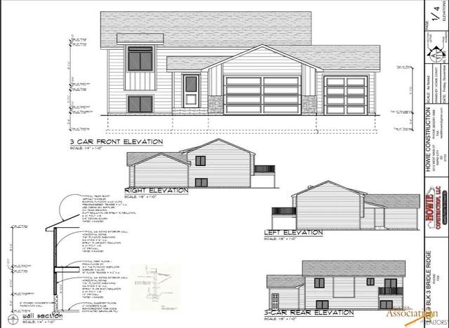 TBD Pommel Loop, Rapid City, SD 57701 (MLS #152206) :: VIP Properties