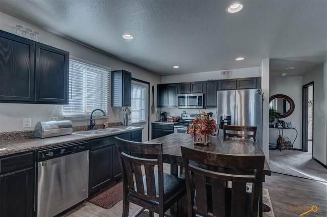 2833 Johnson Ranch Rd, Rapid City, SD 57703 (MLS #152227) :: Daneen Jacquot Kulmala & Steve Kulmala
