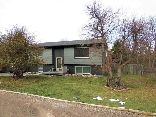 7875 Terry Ave, Black Hawk, SD 57718 (MLS #152251) :: Dupont Real Estate Inc.