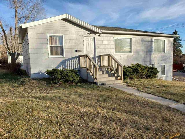 1616 1ST, Rapid City, SD 57701 (MLS #152254) :: Christians Team Real Estate, Inc.