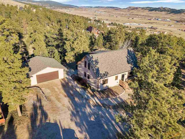 11310 Big Horn Loop, Piedmont, SD 57769 (MLS #152265) :: Dupont Real Estate Inc.
