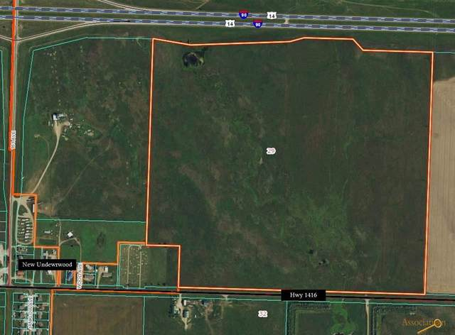 146+A Hwy 1416, New Underwood, SD 57761 (MLS #152288) :: Heidrich Real Estate Team