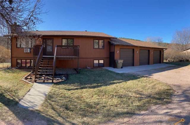4417 Crooked Oaks Rd, Piedmont, SD 57769 (MLS #152302) :: Heidrich Real Estate Team