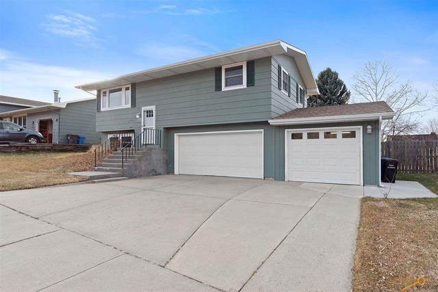 2701 Harney Pl, Rapid City, SD 57702 (MLS #152310) :: Dupont Real Estate Inc.