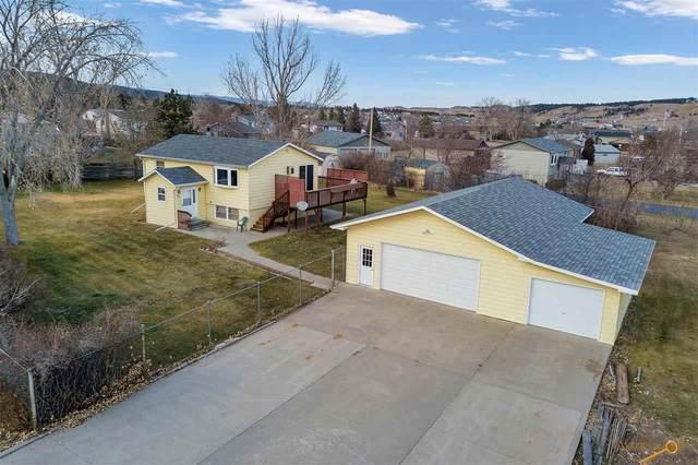 6502 Kelly Dr, Black Hawk, SD 57718 (MLS #152318) :: Heidrich Real Estate Team