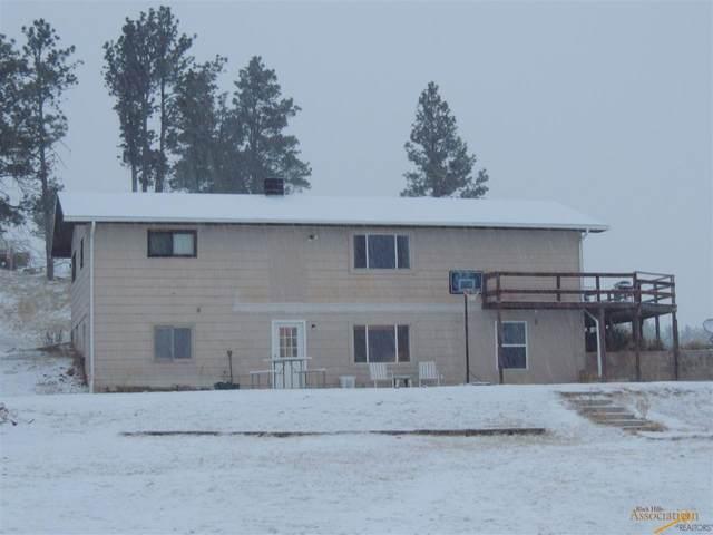 25556 Harriet Ward Rd, Edgemont, SD 57743 (MLS #152354) :: Black Hills SD Realty