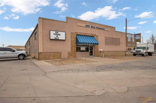 403 West Blvd, Rapid City, SD 57701 (MLS #152368) :: Christians Team Real Estate, Inc.