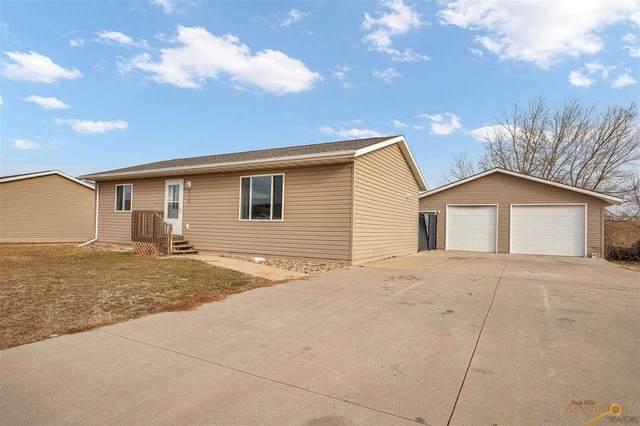 2120 Moose Dr, Sturgis, SD 57785 (MLS #152370) :: Heidrich Real Estate Team