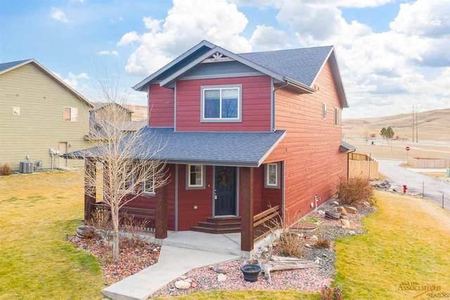 1255 Fairbanks Dr, Box Elder, SD 57719 (MLS #152393) :: Black Hills SD Realty
