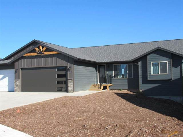 5519 Coal Bank Dr, Rapid City, SD 57701 (MLS #152416) :: Daneen Jacquot Kulmala & Steve Kulmala