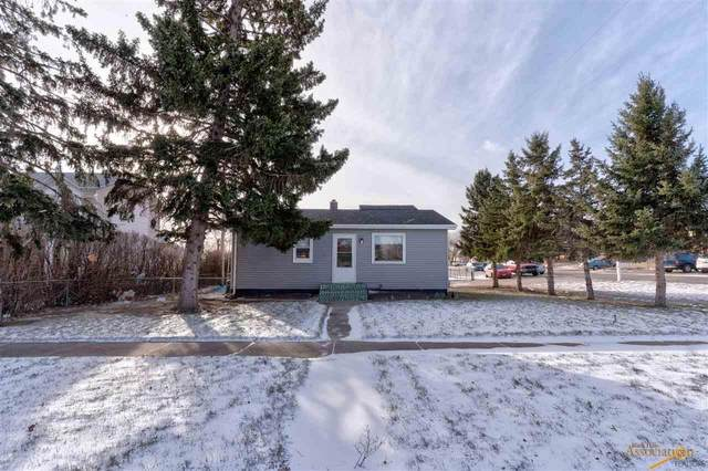321 College Ave, Rapid City, SD 57701 (MLS #152428) :: Dupont Real Estate Inc.