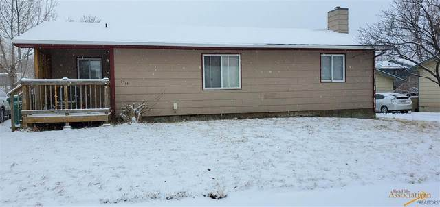 1514 Pennington, Rapid City, SD 57703 (MLS #152446) :: Dupont Real Estate Inc.
