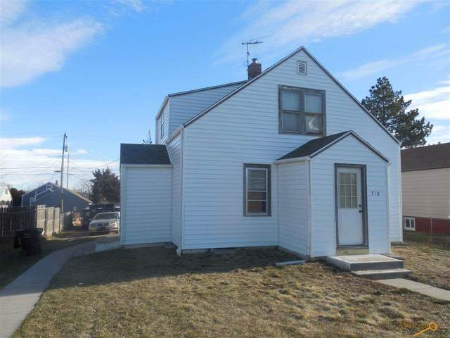 710 Haines Ave, Rapid City, SD 57701 (MLS #152448) :: VIP Properties
