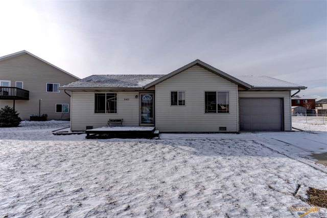 5411 Savannah St, Rapid City, SD 57703 (MLS #152458) :: Daneen Jacquot Kulmala & Steve Kulmala