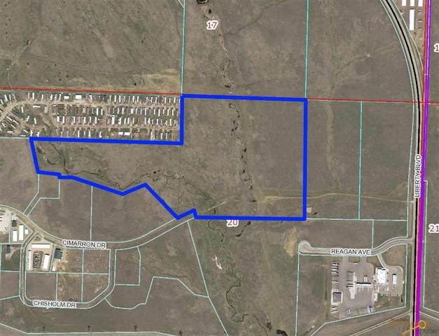 Lot 56 Cimarron Dr, Box Elder, SD 57719 (MLS #152460) :: Daneen Jacquot Kulmala & Steve Kulmala