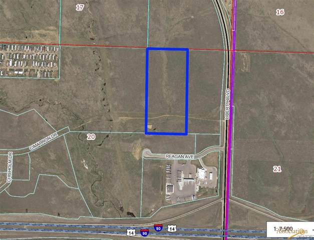 Lot 18 Cimarron Dr, Box Elder, SD 57719 (MLS #152461) :: Daneen Jacquot Kulmala & Steve Kulmala