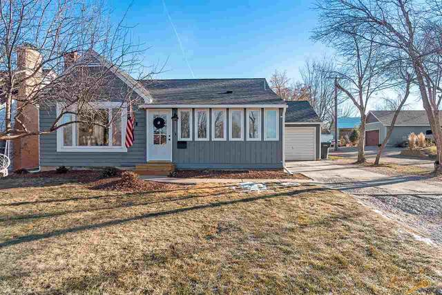 1111 8TH AVE, Belle Fourche, SD 57717 (MLS #152465) :: Dupont Real Estate Inc.