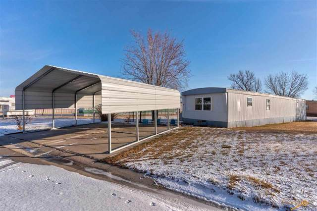 1980 Country Rd, Rapid City, SD 57701 (MLS #152469) :: Dupont Real Estate Inc.