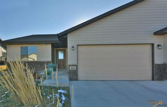 3011 Princeton Ct, Rapid City, SD 57702 (MLS #152473) :: Dupont Real Estate Inc.