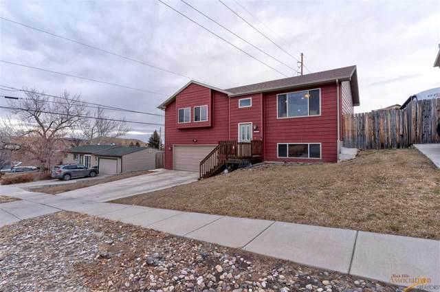 2328 Smith Ave, Rapid City, SD 57701 (MLS #152499) :: Daneen Jacquot Kulmala & Steve Kulmala