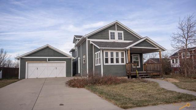 624 Kathryn Ave, Rapid City, SD 57701 (MLS #152500) :: Black Hills SD Realty