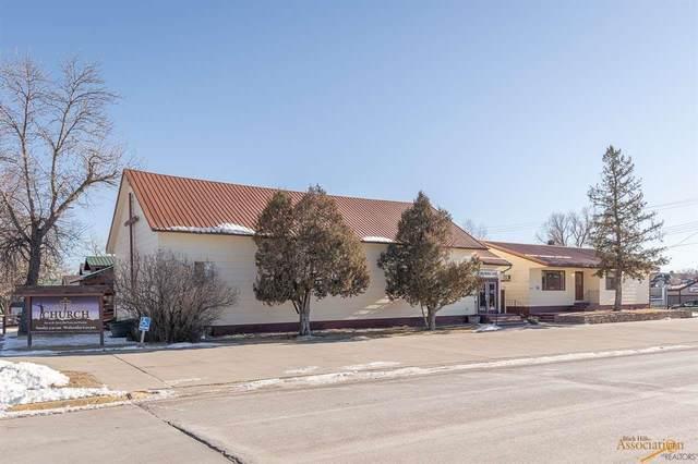 48 N Other, Custer, SD 57730 (MLS #152507) :: Heidrich Real Estate Team