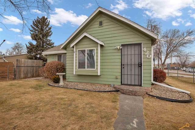 420 E Watertown, Rapid City, SD 57701 (MLS #152514) :: Dupont Real Estate Inc.