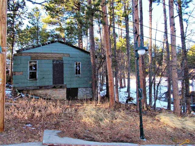 18 Dakota Street, Deadwood, SD 57732 (MLS #152520) :: Daneen Jacquot Kulmala & Steve Kulmala