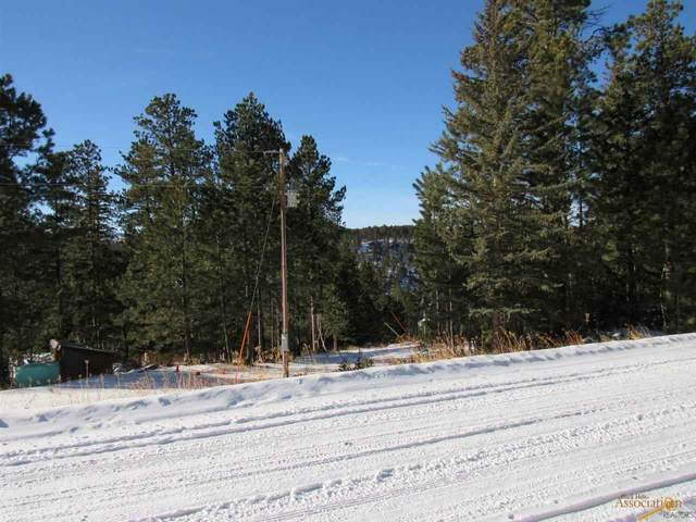 TBD lot 46 Snowcat Lane, Lead, SD 57754 (MLS #152521) :: Christians Team Real Estate, Inc.