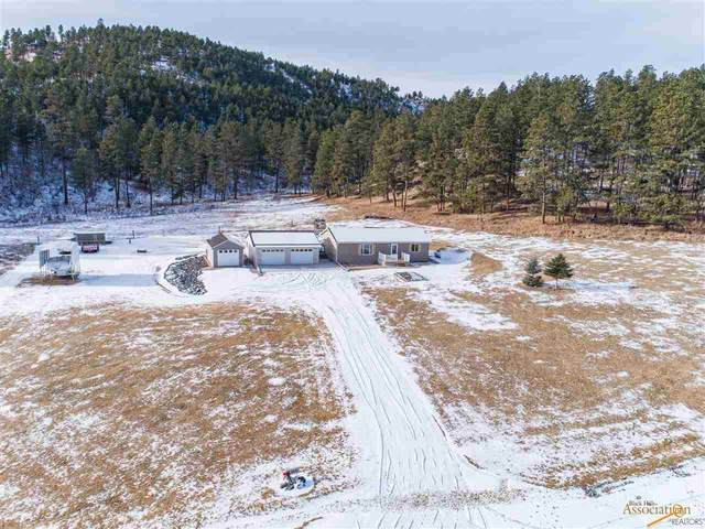 23531 Heald Trail, Rapid City, SD 57702 (MLS #152523) :: Dupont Real Estate Inc.