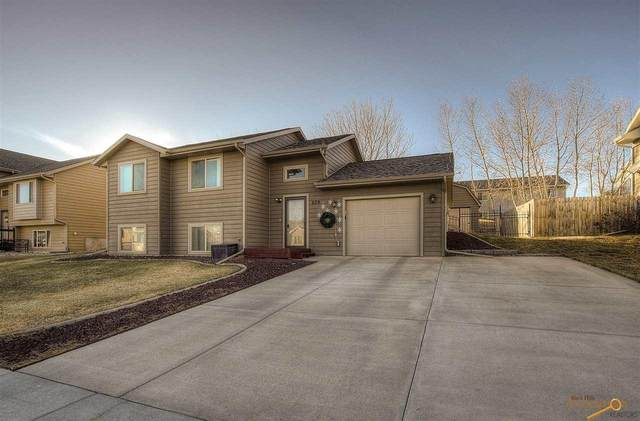 939 Ziebach, Rapid City, SD 57703 (MLS #152529) :: VIP Properties