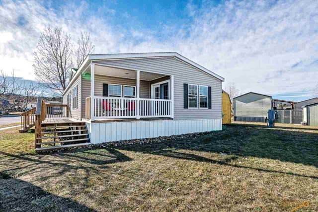 1019 Roughlock Ln, Spearfish, SD 57717 (MLS #152559) :: Daneen Jacquot Kulmala & Steve Kulmala