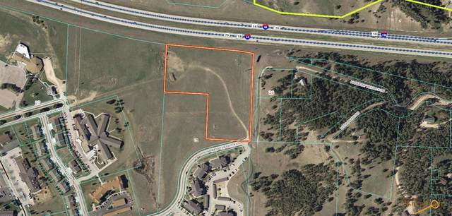 TBD Harmony Heights Ln, Rapid City, SD 57702 (MLS #152578) :: Dupont Real Estate Inc.