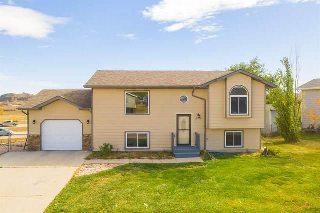 6416 Northdale Dr, Black Hawk, SD 57718 (MLS #152582) :: Heidrich Real Estate Team